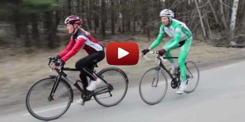 Tips från cykelcoachen: Ligga på rulle