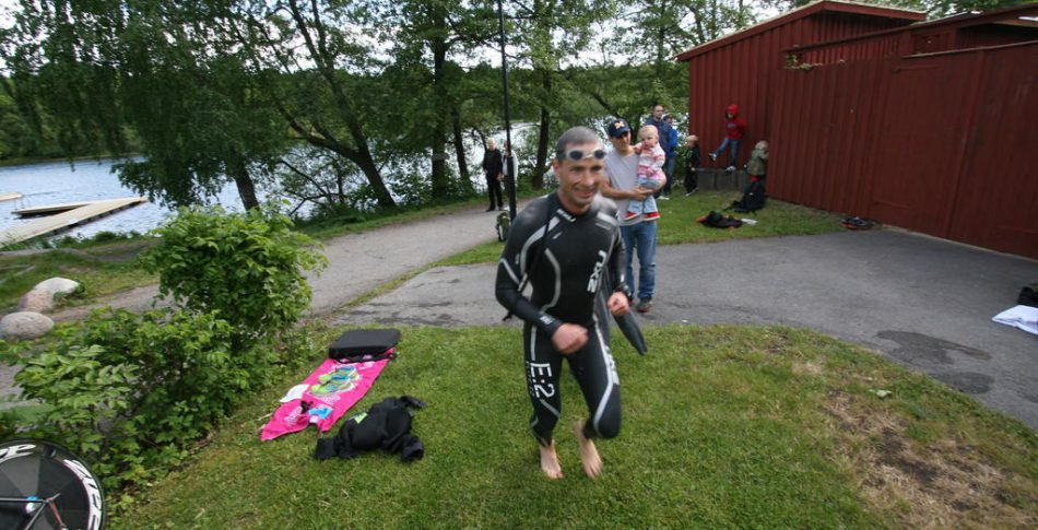Sickla Triathlon 6 juni