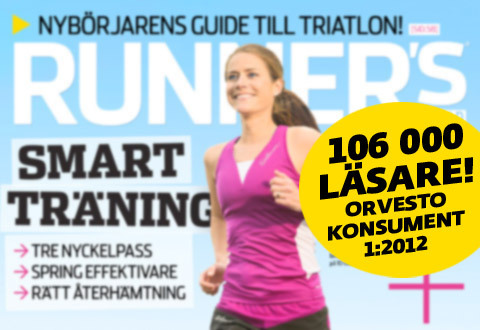 Runner's World nu 106 000 läsare!