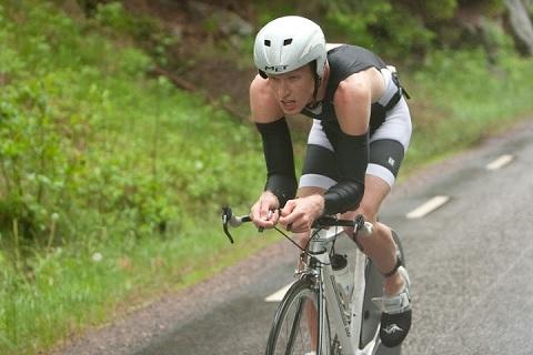 Tät spurtstrid i Göteborg Triathlon