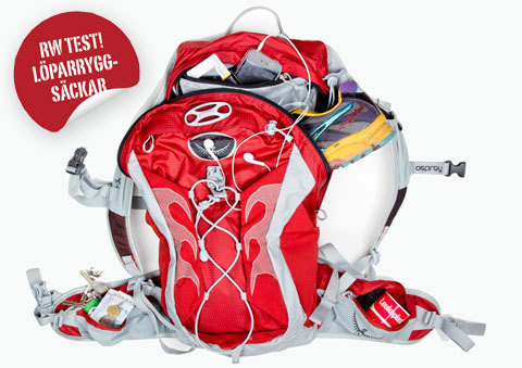 Test: Ryggsäckar för fjäll och transport