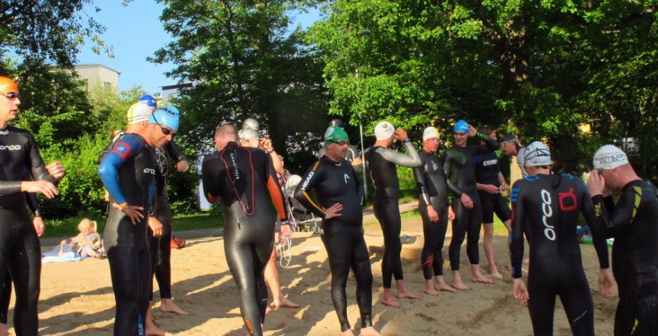 Sickla Triathlon 20 juni