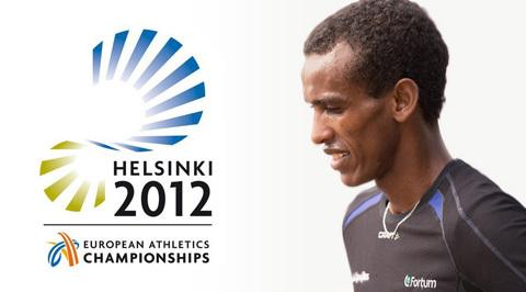 Nu startar EM i friidrott 2012 i Helsingfors