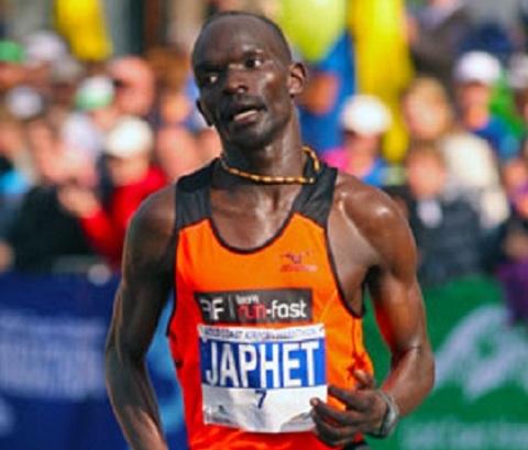 Kenyanen Japhet Kipkorir till Lag Aktivitus Elit på Tjörn Triathlon