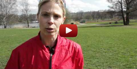 Löpcoachen Lisas Lektion: Uppvärmning