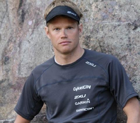 Pontus Lindberg skadad – missar Ironman Kalmar