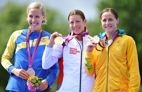 Efter OS-silvret laddar Lisa Nordén för Sverige