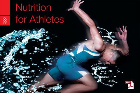 Ladda ner IOK:s kostråd för olympier