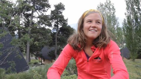 Emelie Forsberg: Från fjäll till alptoppar