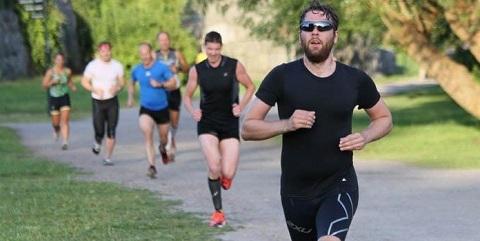 Träningskväll med World Triathlon Stockholm