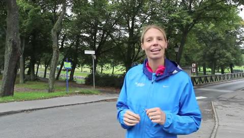 Se coach Lisa McRaes tips för Tjejmilen