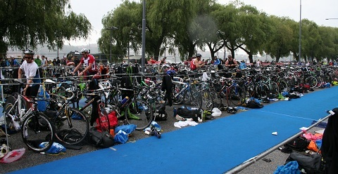 3000 med i World Triathlon Stockholm