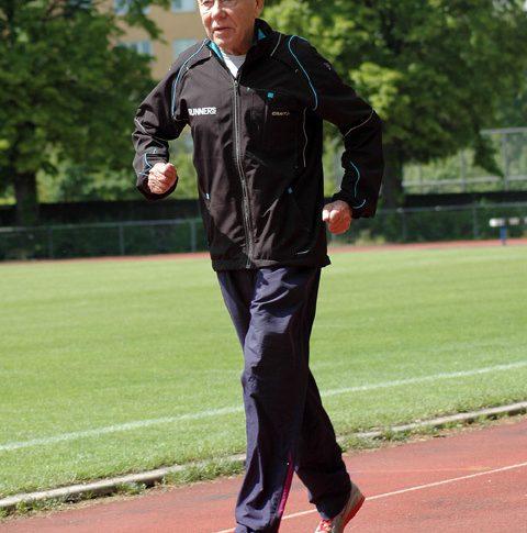 Grundaren av Springtime och svenska Runner's World fyller 80 år!