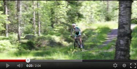 Tips från cykelcoachen: Kurvtagning