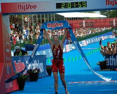 Lisa Nordén vann Hy-Vee igen!