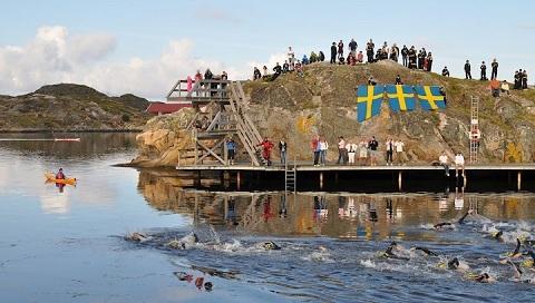 SM-fest på Tenson Tjörn Triahtlon 11,3
