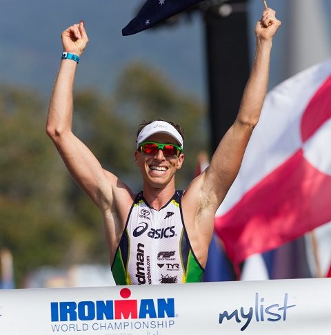 Cave & Jacobs vann Ironman på Hawaii