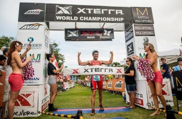 Gomez och Paterson vann XTERRA VM