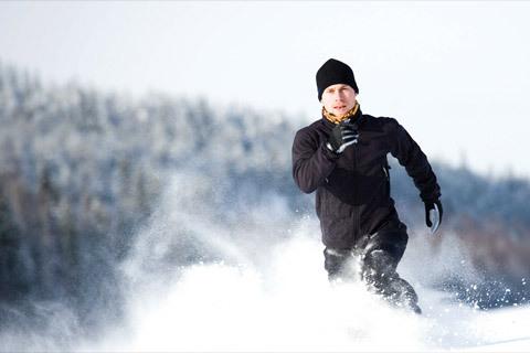 Film om vinterlöpning