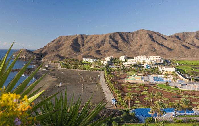 Lisa växlar upp på Fuerteventura