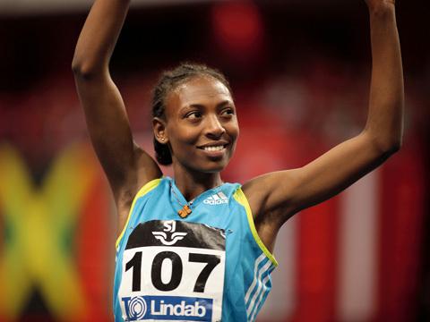 Abeba Aregawi klar att tävla för Sverige