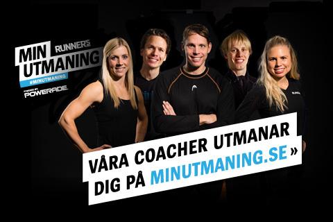 Se Min Utmanings coacher utmana dig!