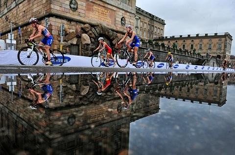 Anmälningsrekord World Triathlon Stockholm