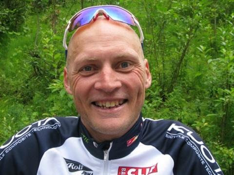 Cyklisten Bäckstedt börjar med triathlon