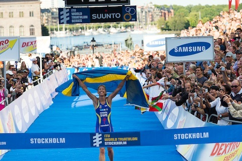 Träna för World Triathlon Stockholm