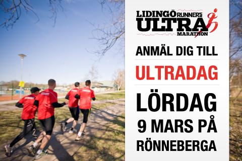 Välkommen till Ultradag på Rönneberga