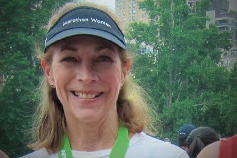 Hon krossade löpningens könsbarriär