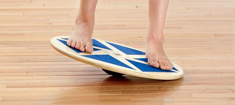 Träna barfota så här för att slippa skador