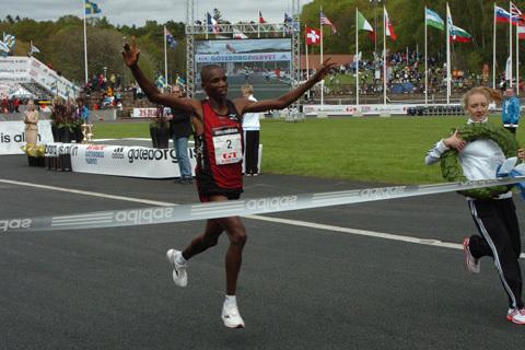 Tre snabba löpare i årets Göteborgsvarv