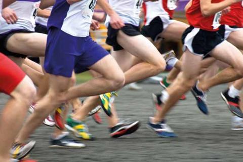 Många bra effekter av att springa 5 km