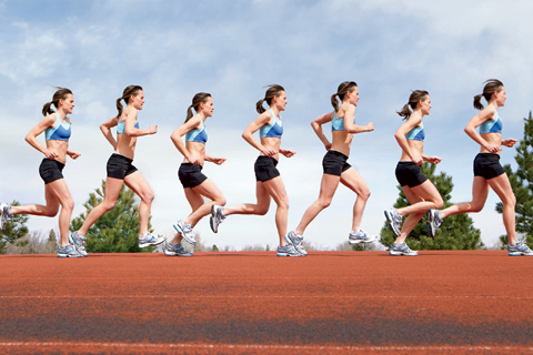 Hitta rätt stegfrekvens med våra fem tips