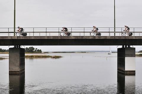 Nya banor på Ironman Kalmar