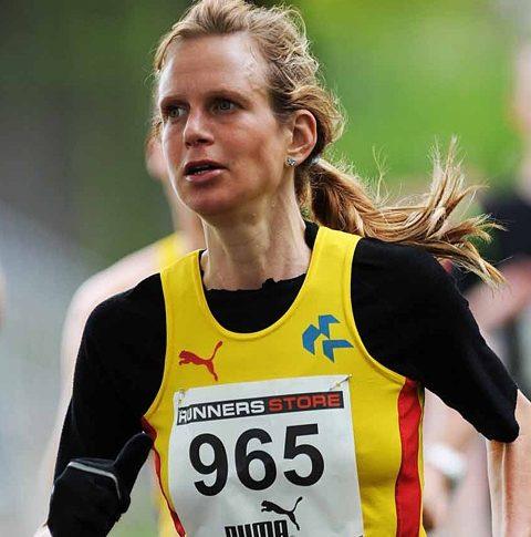 Berg försvarade sitt EM-guld på 100 km