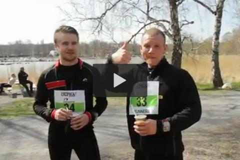 Kolla in filmen från Lidingö Ultramarathon