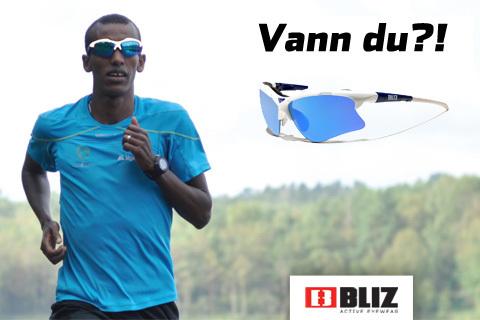 Vinnarna av Bliz sportglasögon Pursuit XT