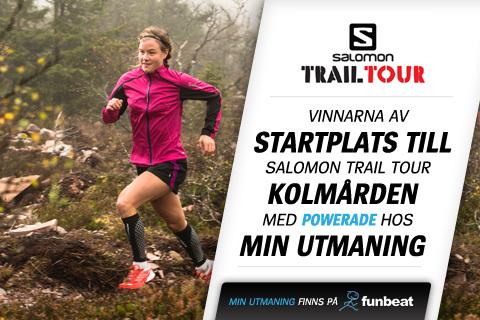 Vinnarna av startplats till STT Kolmården