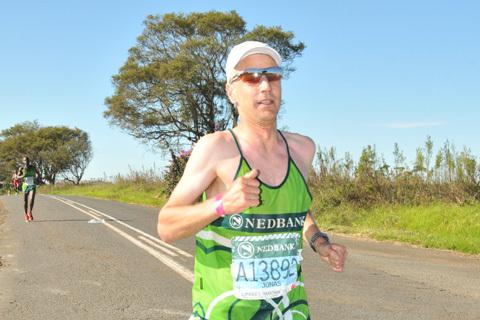 Buud redo för Comrades Marathon 2013