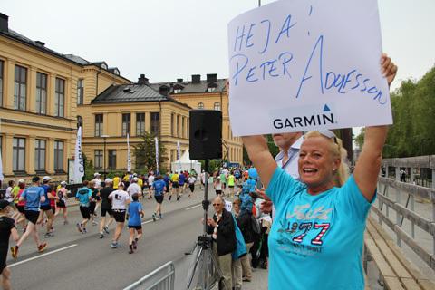 Bildspelet från Stockholm Marathon 2013