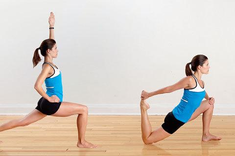 Enkla yoga-övningar för ökad rörlighet