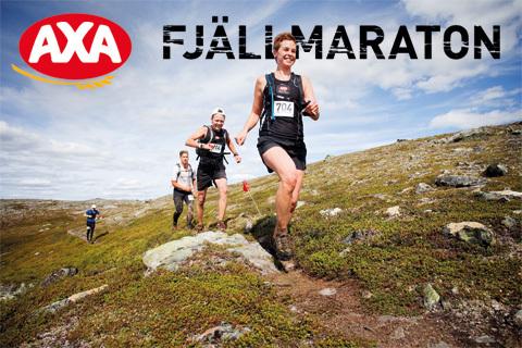 Vann du startplats till AXA Fjällmaraton?