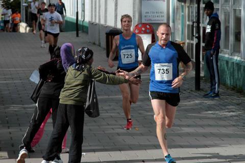 Kistaloppet ger bonus till snabba löpare