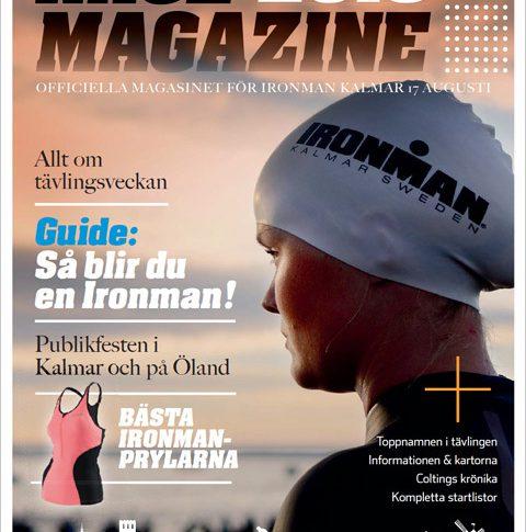 Läs Ironman Kalmar Race Magazine 2013