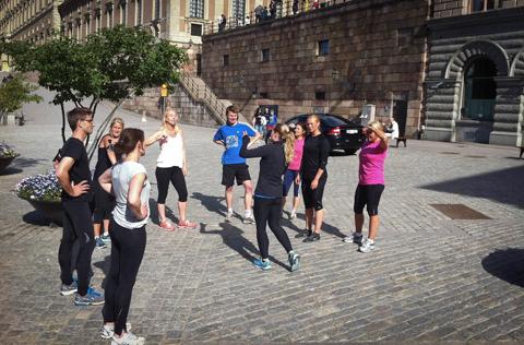 Upptäck Stockholm med Kulturjoggen
