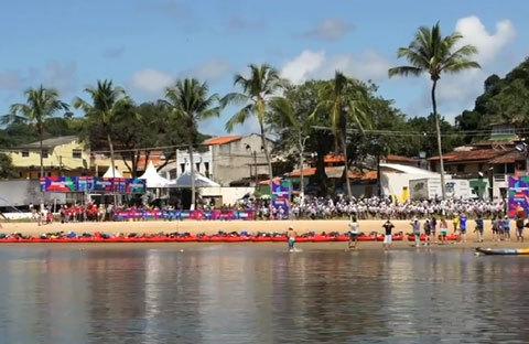 AXA-Adidas på Adventure Race i Brasilien