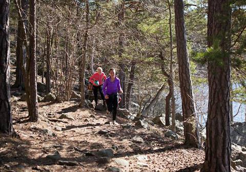 Tuggarns Trail – ett annorlunda lopp