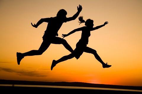 15 positiva effekter du får av löpning